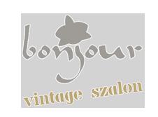 Bonjour vintage szalon - menyasszonyi ruha