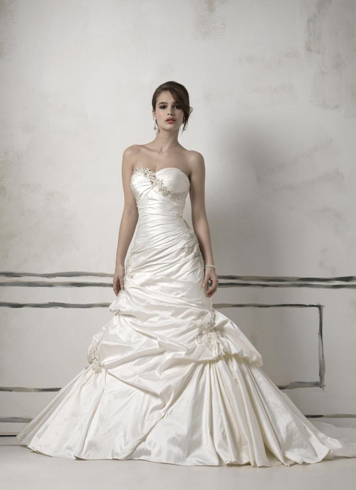 Justin Alexander 8504 - Bonjour vintage szalon - menyasszonyi ruha 86feb650da