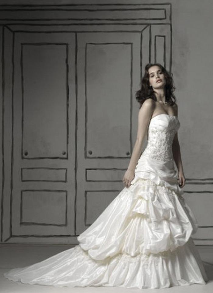 Justin Alexander 8505 - Bonjour vintage szalon - menyasszonyi ruha b1189a25af