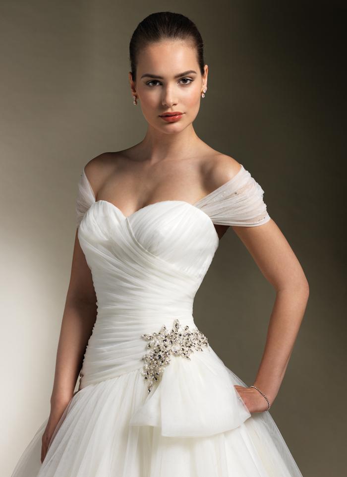 Justin Alexander 8610 - Vintage szalon - menyasszonyi ruha da4daf761d