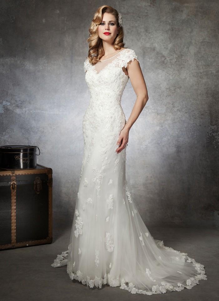 Justin Alexander 8658 - Vintage szalon - menyasszonyi ruha e20aa39ad3