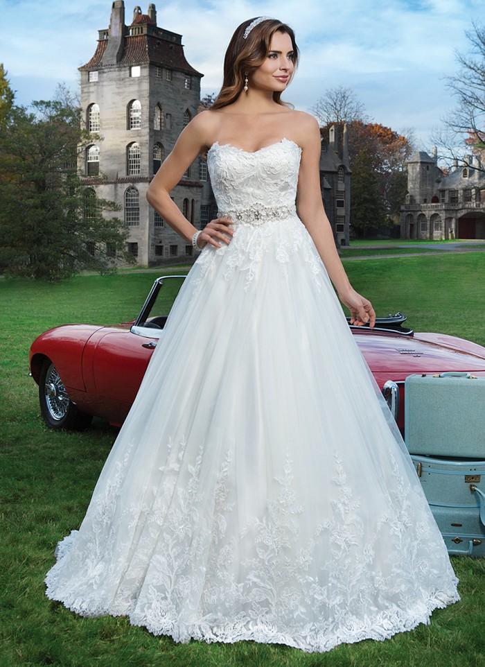Justin Alexander 8732 - Bonjour vintage szalon - menyasszonyi ruha 096d6c704c