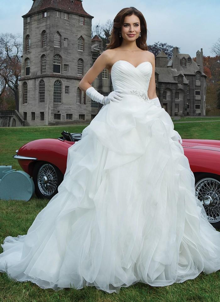 Justin Alexander 8742 - Vintage szalon - menyasszonyi ruha ce18517d13
