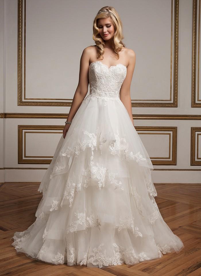 Justin Alexander 8823 - Vintage szalon - menyasszonyi ruha 621f20f42d